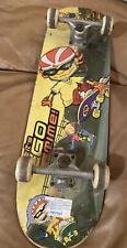 Rare Vintage Skateboard Rocket Power Cartoon 2001/2002 Nickelodeon Viacom
