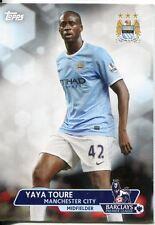 Premier calcio in oro 13/14 Carte Di Base #49 Yaya Toure