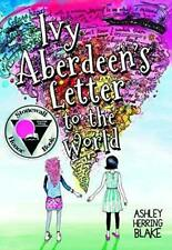 Ivy Aberdeen's Letter to the World Hardcover Ashley Herring Blake