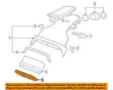 Chevrolet GM OEM 08-13 Corvette 6.2L-V8 Air Cleaner-Housing Cover 15776146