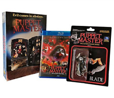 Various-Puppet Master Vhs Retro Big Box Blu-Ray/Dvd Set Collection Blu-Ray NEW