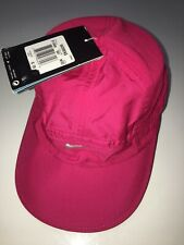 NIKE Womens Tennis Cap Hat Dri-Fit Stay Cool  Cool Rose FREE SHIPPING