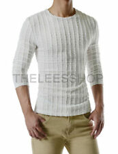 Polyester Long Sleeve Fitted Regular Size T-Shirts for Men