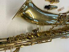 Bariton Saxophon Amati Kraslice! Gebraucht mit Koffer und Mundstück!