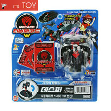 Turning Mecard W DESPHER Black ver. Transformer Korean Robot Car Toy Sonokong