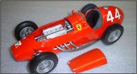 ARQ2544 FERRARI 625 F1 GP DE MONACO N°44 TRINTIGNANT WINNER VAINQUEUR 1955