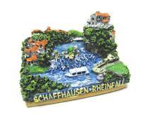 Rheinfall Schaffhouse Poly Prêt Modèle, Souvenir Suisse Suisse