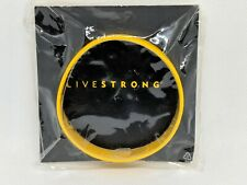 3 Adult Livestrong Band Bracelet Lance Armstrong LAF Wear Yellow Nike Wristband