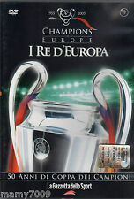 DVD=1955-2005 CHAMPIONS OF EUROPE=I RE D'EUROPA=1999-2002=VOLUME IX°=