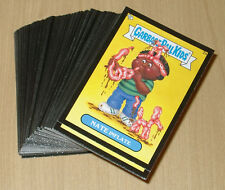 2012 Topps Garbage Pail Kids GPK Brand New Series 1 BNS1 BLACK you pick for set