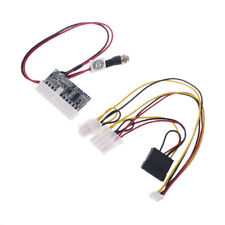 Pico ATX Switch PSU Car Auto Mini ITX High Power Supply Module 12V DC 160W 24Pin