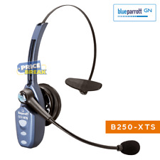 BlueParrott B250-Xts Wireless Noise-Canceling Headset with Multipoint Pairing