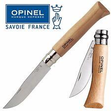 KNIFE OPINEL N 12 COLTELLO DA LAVORO CAMPO CACCIA PESCA SURVIVOR FOLDING CAMPING