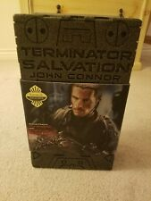 Hot Toys MMS95 JOHN CONNOR Terminator Salvation 1/6 scale sideshow exclusive!!!