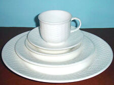 Wedgwood Nantucket Basket 5 Piece Place Setting Dinnerware New In box