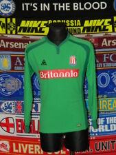 4.5/5 Stoke City adults S 2009 goalkeeper football shirt jersey trikot soccer