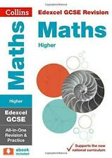 Edexcel GCSE Maths Higher Tier: All-in-One Revision and Practice (Collins GCSE R
