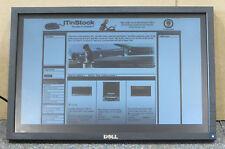 """Dell E1911 19 """"LCD TFT A Flat Panel Monitor Widescreen VGA w6vpj NO STAND"""