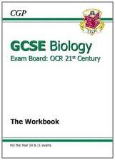 GCSE Biology OCR 21st Century Workbook (A*-G course)  (Workbooks With Separate,