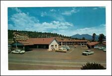 Vintage 3.5 X 5.5 Post Card, Route 66 The Flamingo Flagstaff Arizona  #E066