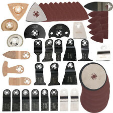 249X Oscillating Multi Tool Saw Blade Kit Set For Fein BOSCH Multimaster Makita