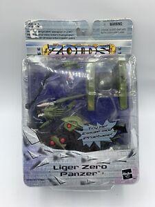 Zoids Liger Zero Panzer 2002 Vintage NIB Damaged Box Hasbro