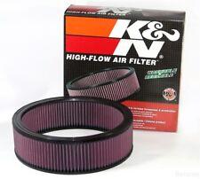 K&N Filter für Opel Record Bj.11/82-5/85 Luftfilter Sportfilter Tauschfilter