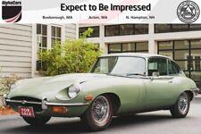 1969 Jaguar E-Type Xk-E 2+2 Series 2