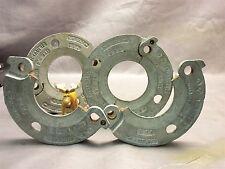 """Victaulic 3""""-741 5/8"""" Bolt Vic-flange Adapter No Seals Lot of 3"""