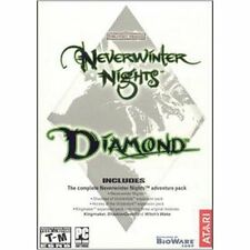 Neverwinter Nights: Diamond Edition NEW and Sealed (PC: Windows, 2005)