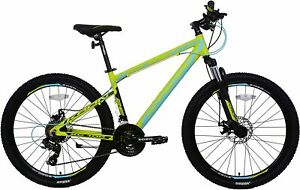 Mountainbike Alu Rahmen 29 Zoll mit Scheibenbremse RH 18 Zoll 21 Gang Shimano