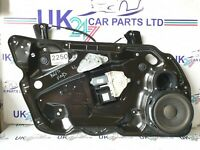 VW PASSAT B6 05-09 PASSENGER LEFT FRONT WINDOW REGULATOR AND MOTOR 1K0959792G