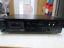 SONY CASSETTE DECK   TC-K410