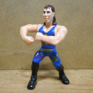 "1990 1-2-3 KID, SEAN MICHAEL FIGURE w/ 1-2-3 Punch , Hasbro 4 3/4"", WWF / WWE"