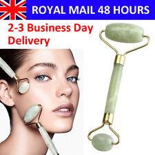 Face Massage Roller Jade Facial Massager Beauty Tool Body Eye Neck Hand Massager