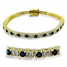 Cubic Zirconia Tennis Simulated Fashion Bracelets