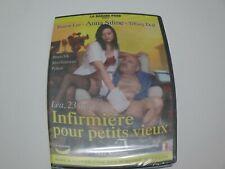 DVD Infirmière pour petits vieux, Sharon Lee, Tiffany Doll, Anna Siline