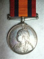 Queen's South Africa Medal 1899-1902, 6th Dragoon Guards, to a Canadian from NB