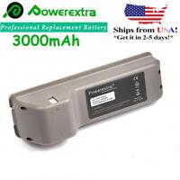 10.8v 3000mAh Stick Vacuum Cleaner Battery for Shark SV800 XBT800 VX63 SV800C