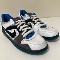Mens Nike Air Zoom Oncore 313661-903 White Black Imperial Blue UK 10 EU 45 US 11