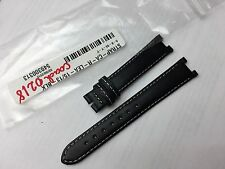 New Authentic Coach 0218 Black  Replacement Watch Band 15 MM
