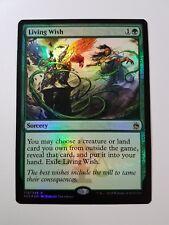 Green Judge Mtg Magic Rare 1x x1 1 PROMO FOIL Living Wish