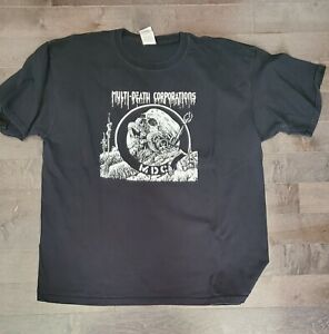 MDC Multi Death Corporations t shirt great condition XL