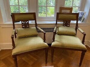 Baker Dining Chairs For Sale In Stock Ebay