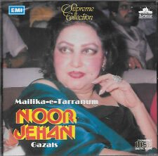 NOOR JEHAN - MAILIKA - E - TARRANUM GAZALS - NEW SOUND TRACK CD - UK