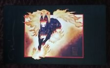 Nightmare MTG Play Mat SIGNED by Melissa Benson OFFICIAL Wizards Magic Gathering