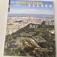 Architectural Record Magazine Housing Around The Bay January 2009 070217nonrh