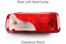 Left Rear Lamp/light Pickup/Luton/Tipper/Chassis cab Sprinter VW Crafter
