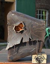 Harley Softail Fat Boy Satteltasche Schwinge Rahmentasche Starrahmen Handarbeit