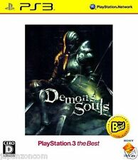 Used PS3 Demon's Souls  PLAYSTATION 3 SONY JAPAN JAPANESE IMPORT